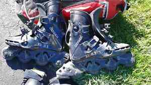 Roller blades. Size 27.0 London Ontario image 1