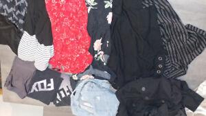 Lot de vêtement