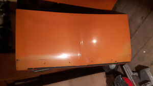 1970 dodge challenger trunk lid