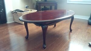 Gibbard antique, solid wood, coffee table