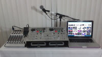 PLUG-IN AND PLAY - BE YOUR OWN DJ - SPECIAL $200.00