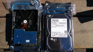 Hard Drive 1TB  Toshiba