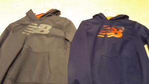 Boys fleece hoodies
