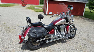 REDUCED! Yamaha 1600 Roadstar, great condition, priced right!