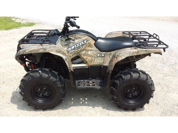 Used 2009 Yamaha grizzly