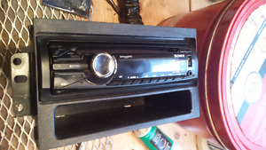 """sony xplosion deck and pile 6""""/ 9"""" best offer!!!"""
