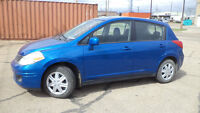 08 Versa - 4dr - auto - LOADED - CAR IS MINT  - ONLY 17,000KMS