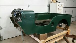 cj3b body tub