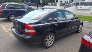 2006 Volvo S40 2.4L Sedan NO ACCIDENTS 5995.00