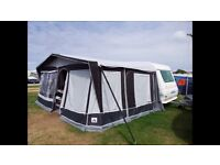 Awning size 12 (extra wide) deluxe
