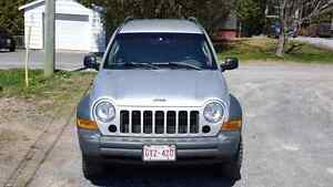 2006 jeep liberty trade for 4x4 bike or side by side