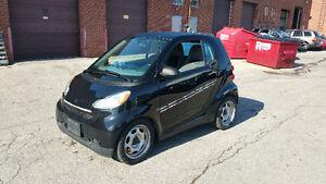 2008 Smart Fortwo 1.0 gas Coupe (2 door)