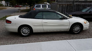 2003 Chrysler Sebring CONVERTABLE