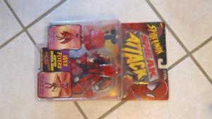 90's Toybiz Spider-Man & Xmen Figures NIB
