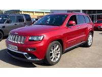 2013 Jeep Grand Cherokee 3.0 CRD Summit 5dr Auto Automatic Diesel MPV