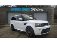 2011 V LAND ROVER RANGE ROVER SPORT 3.0 TDV6 STORMER EDITION 5D AUTO 245 BHP DIE