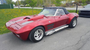 1963 Corvette Stingray Restomod