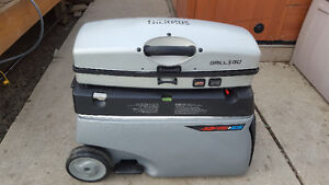 Portable Grill with Cooler