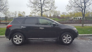 2010 Nissan Murano SL AWD toit ouvrant/ cuire
