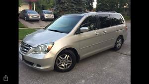 2006 Honda Civic Mint condition Minivan, Van