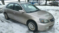 2001 Acura EL Berline