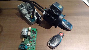 Mercedes Benz Ignition and key Programing
