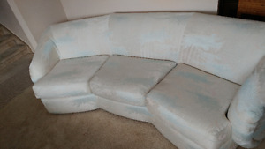 Penthouse Fine Furniture 3 seat couch
