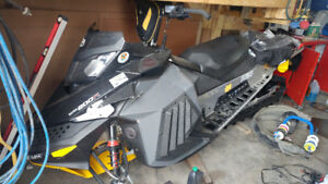 2008 summit 800 xp with T motion