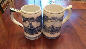 COLLECTIBLE - Beer Steins