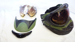 Dye i3 Mask with Thermal Lens and Fan