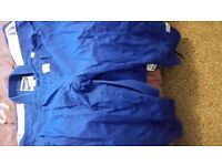 Green Hill Blue IJF Approved Judo Suit 170cm