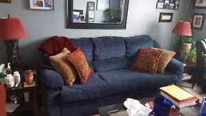 Couch, chair, loveseat and lazyboy