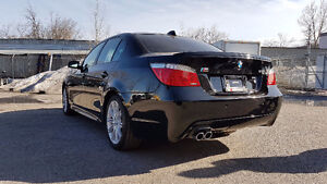 2009 BMW 5-Series M Sport Package Sedan