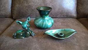 Blue mountain pottery