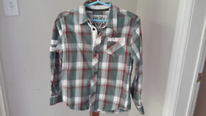 Chemise guess garcon