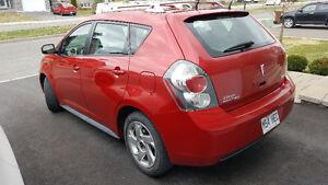 2009 VIBE (Toyota Matrix),tout équipée, démarreur à distance