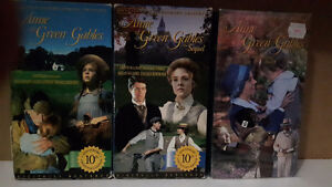 Anne of green gables collectors Edition vHS