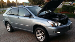 2008 RX 350 SUV. $10,800.00 (Blue on Tan leather)
