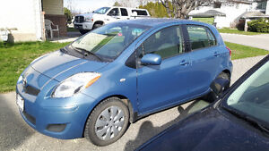 2010 Toyota Yaris Hatchback $8500