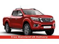 NEW PRE REG NISSAN NAVARA 2.3 DCI 190 ACENTA+ DOUBLE CAB PICK UP TRUCK