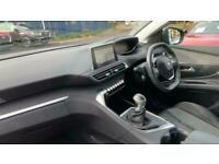 2017 Peugeot 3008 SUV 1.2 PureTech Allure (s/s) 5dr SUV Petrol Manual