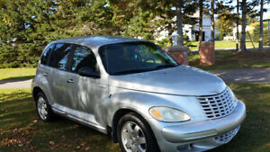 2004 Chrysler PT Cruiser Hatchback