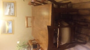 Dining Room Set - very good condition!