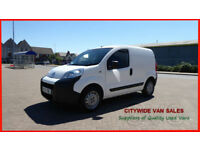 2014 Citroen Nemo 1.3HDi 16v ( 75PS ) 660 X