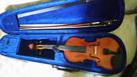 Menzel Violin MDN400 Full Size Complete