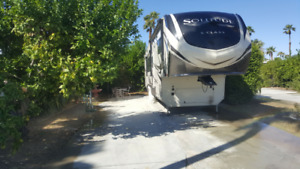 RV Lot & Trailer For Rent