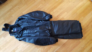 CKX Leather Snowmobile Suit