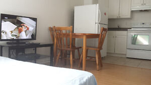 Basement studio available in Aylmer (Gatineau)