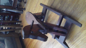 Antique rocking horse Peterborough Peterborough Area image 1