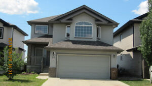 3 Bedroom executive house in St albert facing park